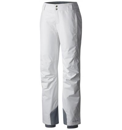 Pantalon de ski Columbia Bugaboo Omni heat Pant (White)