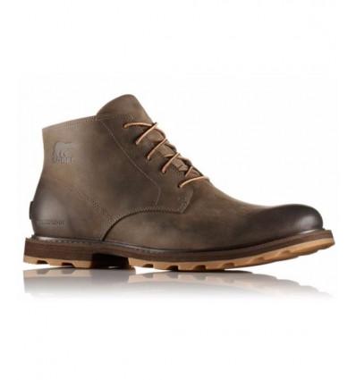 Chaussure hiver Sorel Madson Chukka Waterproof (major, Cordovan)