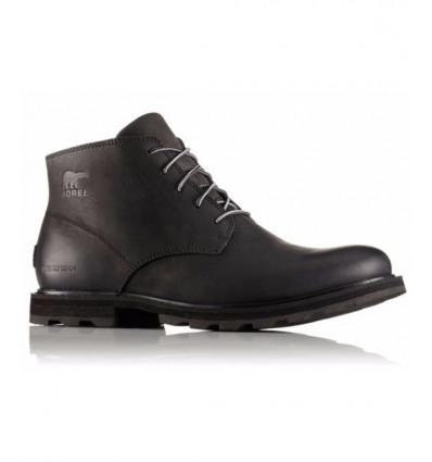 Chaussure hiver Sorel Madson Chukka Waterproof (black, black)