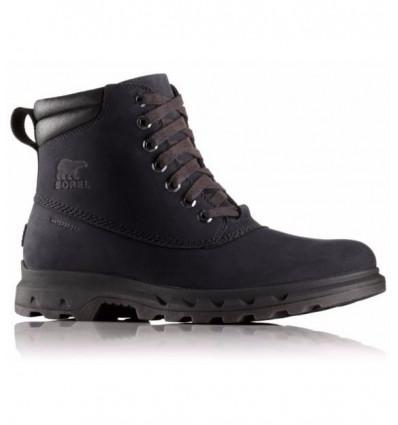 Chaussure hiver Sorel Portzman Lace (black, Black)