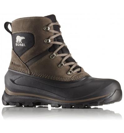Chaussures après-ski Sorel Buxton Lace (Major, Black)