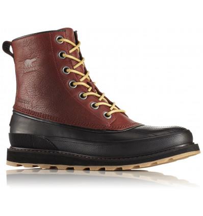 Chaussure hiver Sorel Madson 1964 Waterproof (Rustic, Brown Black)