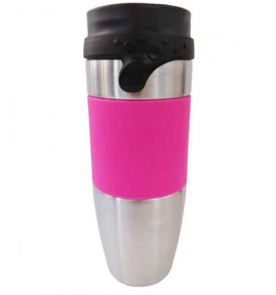 Mug étanche et sans couvercle Steel Twizz Liloutine