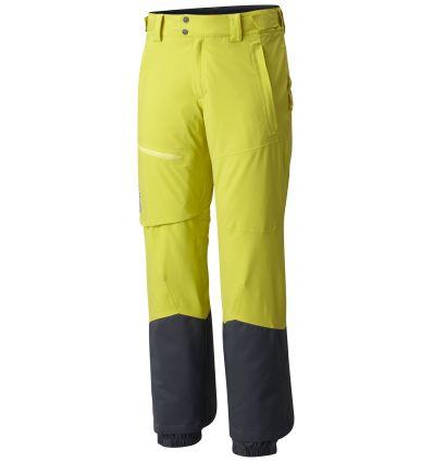 Columbia Powder Keg Pant (acid yellow)