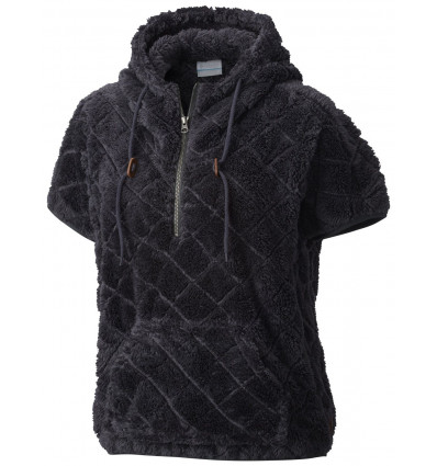 Polaire sans manches Columbia Fire Side Sherpa Shrug (shark)