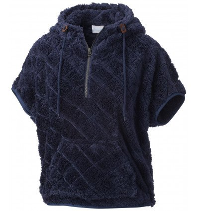 Polaire sans manches Columbia Fire Side Sherpa Shrug (nocturnal)