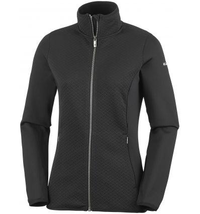 Veste polaire Columbia Roffe Ridge Full Zip Fleece (black) femme