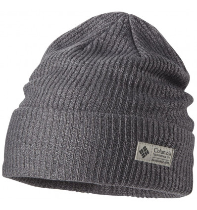 Bonnet Columbia Lost Lager Beanie (Charcoal Heather)