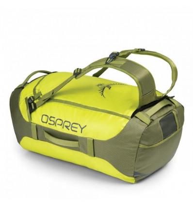 Duffel Osprey Transporter 65 Sub lime