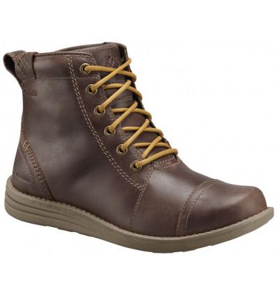 "Chaussures Columbia Irvington 6"" Ltr Boot Wp (cinnamon, Maple)"