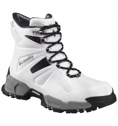 Bottes Columbia Canuk Titanium Omni-heat Outdry Extrem (white, Black)