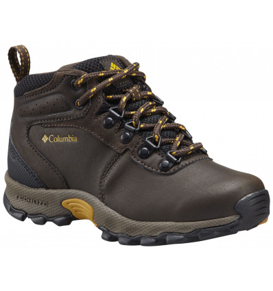 Chaussures Columbia Childrens Newton Ridge (Cordovan, golden yellow)