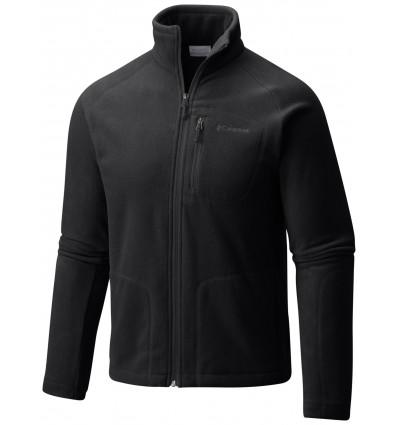 Polaire Columbia Fast Trek II Full Zip Fleece (black)
