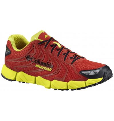 Chaussure trail Columbia Fluidflex F.k.t II (super Sonic, Zour)