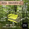 Duffel Osprey Transporter 65 True Blue