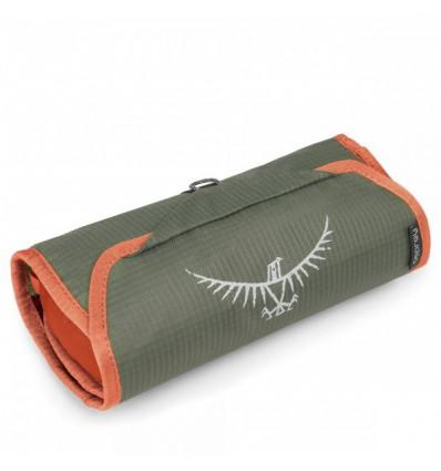Osprey Ultralight Washbag Roll Poppy orange