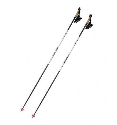 Batons de ski de fond Atomic Pro Carbon (Black/white)