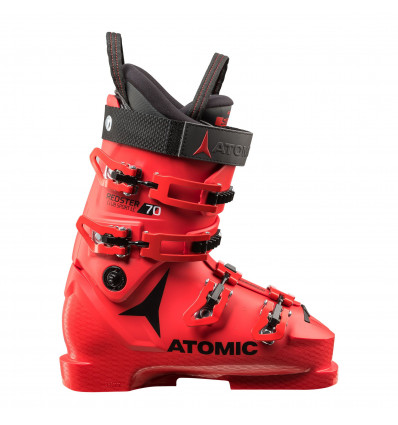 Chaussures Alpines Race Atomic Redster Club Sport 70 Lc (Red/black)