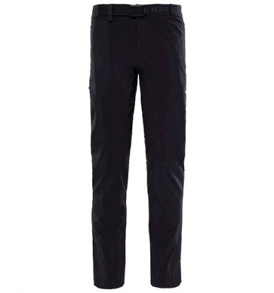 Pantalon W Speedlight Pant (Tnf Blac/tnf Bl) - The North Face