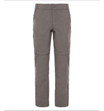 Pantalon W Explortn Convbl Pt Wmrn Brn - The North Face femme
