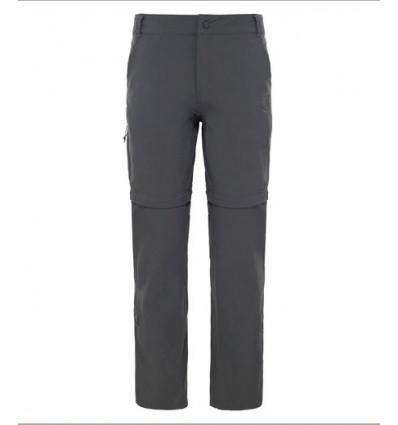 Pantalon W Explortn Convbl Pt Asphalt Grey - The North Face femme