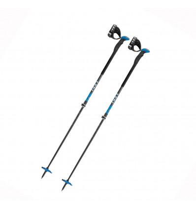 Bâtons de ski de randonnée Leki Aergon Lite 2 V