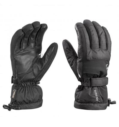 Gants de ski Leki Glove Scuol S Gtx (Black)