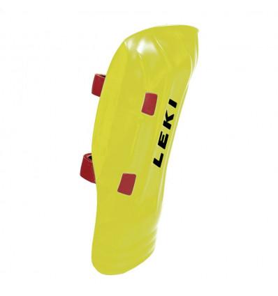 Protège jambe Leki Shin Guard Worldcup Pro (Neonyellow)