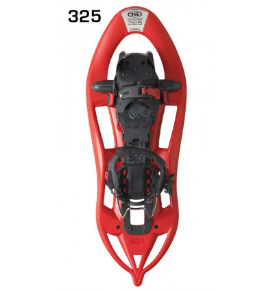 Raquette à neige Tsl 325 Paprika Expedition Grip TSL