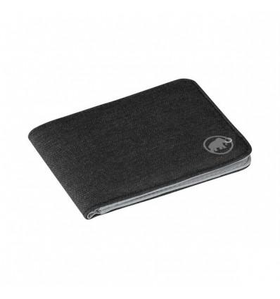 Flap Wallet Meacutelange Mammut Black