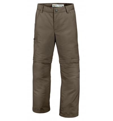 Pantalon Kids Detective Zo Pants II Vaude (Wood)