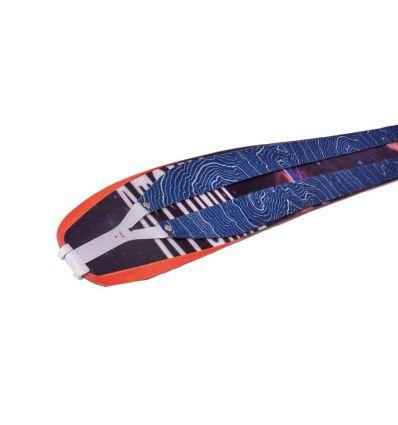 Peaux CAMP Contour Hybrid Free Split Skin 2x40 - (bleu) Taille M