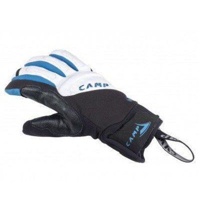 Gants G Hot Dry Black / White Turquoise Lady Camp
