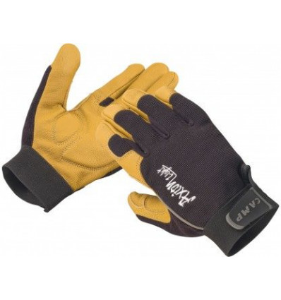 Gants CAMP Axion Light (noir/cuir)