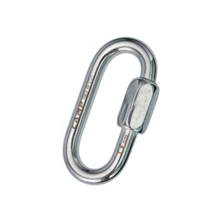 Maillon Oval 10 Mm Inox* Camp