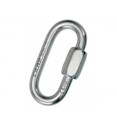 Maillon Oval 8 Mm Inox* Camp