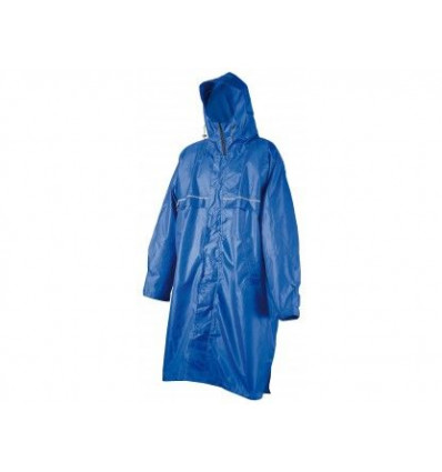 Poncho Cagoule Front Zip S/m Camp