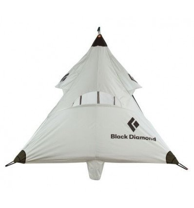 Protection Black Diamond Deluxe Cliff Cabana double fly (blanc)