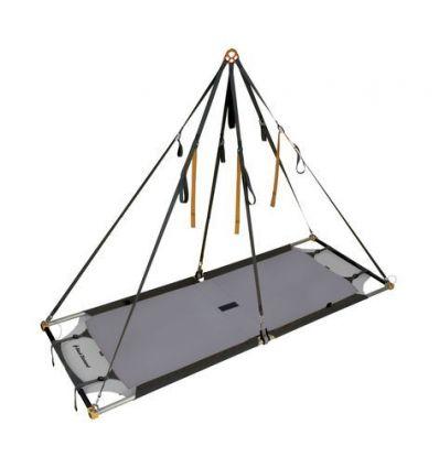 Système de couchage Black Diamond Single Portaledge (gris/noir)
