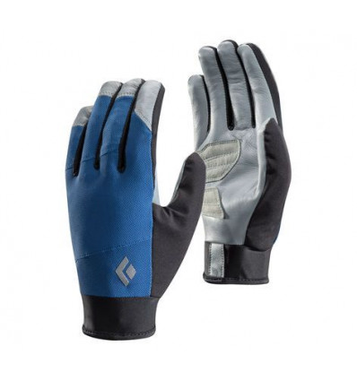 Gants Trekker Black Diamond (Denim)