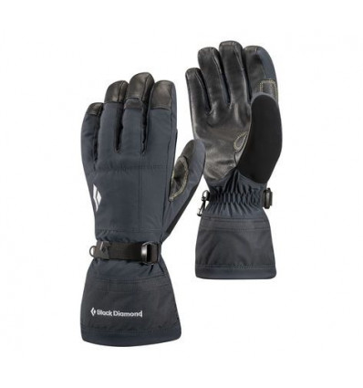 Gants Soloist Black Diamond (Black)
