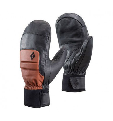 Moufles Spark Mitts Black Diamond (Brick)