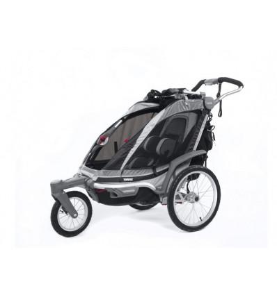 Vélo Thule Chinook1 Modele 2014 Sans Kit Velo - Noir - AlpinStore