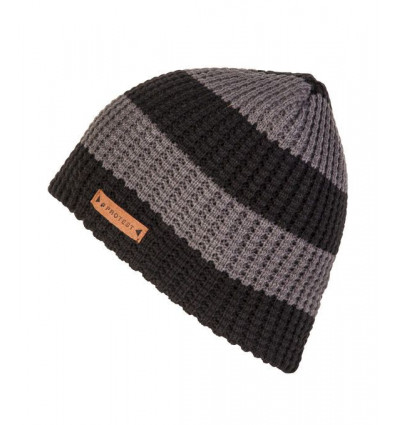 Bonnet Protest DUNSTON 17 beanie (True Black)