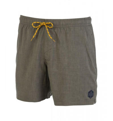 Short de bain Protest DAVE beachshort (Camo green)