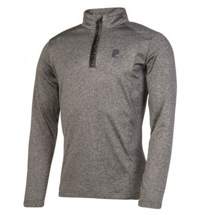 Polaire Protest WILLOWY 1/4 zip top (Heather)