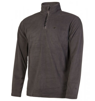 Polaire Protest PERFECTY 1/4 zip top (Asphalt)