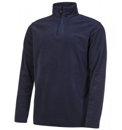 Polaire Protest PERFECTY 1/4 zip top (Ground Blue)