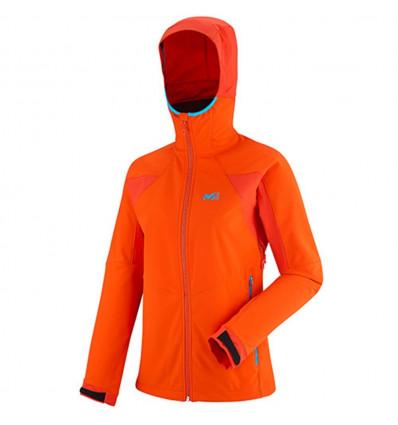 Veste hiver Ld touring Sh Ho Millet ( Orange )