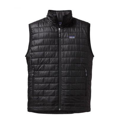 Doudoune sans manches Patagonia Nano Puff Vest (noir) homme